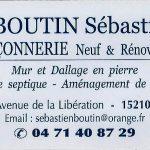 Logo boutin